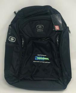 "OGIO Freeport LNG 17"" Laptop Backpack Black NEW With Logo."