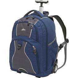 High Sierra Freewheel Rolling Backpack 8 Colors