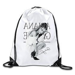 OOONG Funny Men & Women Sackpack Ariana Grande Backpack Sack