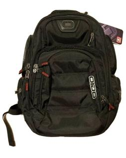 OGIO Gambit 17 Netbook Computer Padded Case Black Backpack f