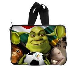 Angelinana Best Gift Shrek Custom Computer Bag Notebook Cove