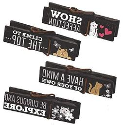 GLR Furry Friends Clothespin Magnets Daily Reminders Note Ho