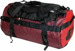 The North Face Golden State Duffel Bag 90L Large Deep Garnet