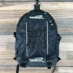 Titleist golf backpack laptop case black w/white embroidered