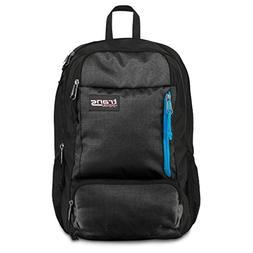 JanSport Hacker Laptop Backpack - Black Onyx