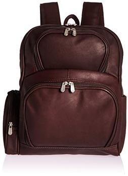 Piel Leather Half-Moon Laptop Backpack f851f18e386c1