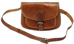 HANDMADE LEATHER BAG/ALING BAG/SHOULDER BAG/3 compartment 2