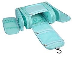 Hanging Travel Toiletry Bag Premium Large Cosmetic Makeup Or