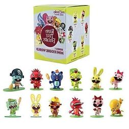 New Happy Tree Friends Figures Toys Games Mini Figure World
