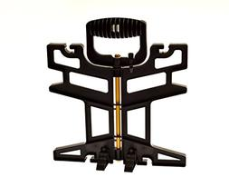 Heavy Duty Rotating Extension Cord Carrier and Storage Rack