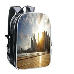 High-end Custom Laptop Backpack-Leisure Travel Backpack CBD