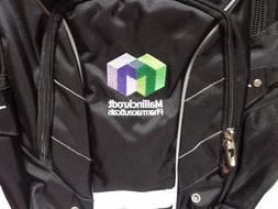 High Sierra for Leeds   Laptop Backpack   Black   Mallinckro