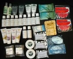 Hotel Toiletries Travel Size Mixed Lot of 36 Korres Wilderne