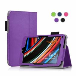 "For HP Stream 8 2015 Case Exact Pro Series ""PU Leather Folio"