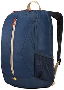 "Case Logic Ibira 15"" Laptop Backpack - Dress Blue"