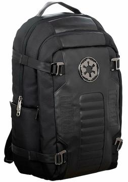 Imperial black Laptop Backpack Star Wars