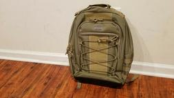 Incognito Laptop Backpack | Khaki Rugged Protection for Your