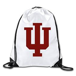 Indiana University Hoosiers Men's Women's Shoulder Drawstrin