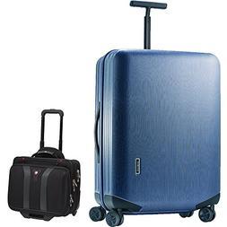 Samsonite Inova Luggage 30 Inch Hardside Spinner - Indigo Bl