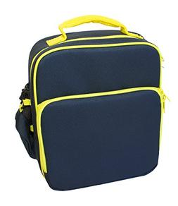 Insulated Durable Lunch Bag - Reusable Meal Tote With Handle