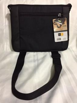 "Case Logic Intrata 11.6"" Laptop Bag - Black Non-Wheeled Busi"