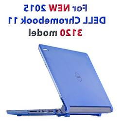 """iPearl mCover Hard Shell Case for 11.6"""" Dell Chromebook 11 3"""