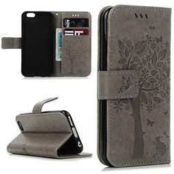 iPhone 6S Plus Case, iPhone 6 Plus Case, YOKIRIN Embossing T