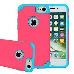 iPhone 7 PLUS 5.5 Case,ibarbe Slim Premium Shock Absorption