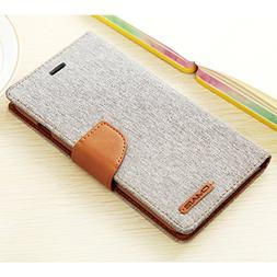 iPhone 7Plus Case iphone7s Plus Leather Case canvas Wallet S
