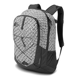 The North Face Jester Backpack - Lunar Ice Grey Chainlink Pr