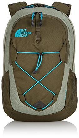 The North Face Jester Forest Night Green/Enamel Blue One Siz