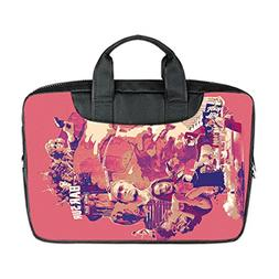 JIUDUIDODO Custom sightly Movie poster Nylon Waterproof Bag