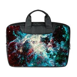 JIUDUIDODO Custom Star Universe Galaxy Nylon Waterproof Bag