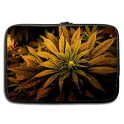 JIUDUIDODO Custom Weed leaf Print Water Resistant Neoprene C