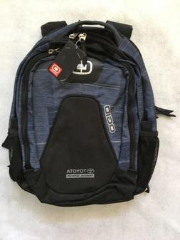 "OGIO Juggernaut Backpack 17"" Computer Laptop Navy Charcoal N"