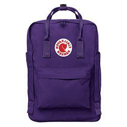 "Fjallraven - Kanken Laptop 15"" Backpack for Everyday, Purple"