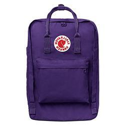 "Fjallraven - Kanken Laptop 17"" Backpack for Everyday, Purple"