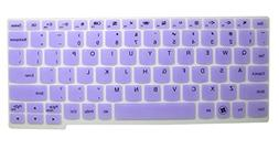 Keyboard Silicone Skin Cover for Lenovo ideapad 100s 110s 11