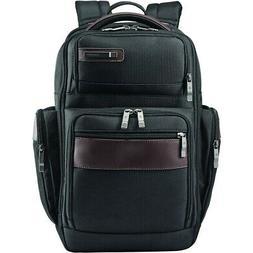 Samsonite Kombi 4 Square Backpack, Black/Brown