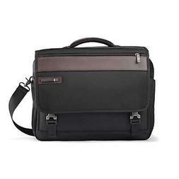 Samsonite Kombi Flapover Briefcase - Luggage