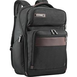 Samsonite Kombi Large Laptop Backpack Black Legion Blue