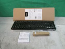 AmazonBasics KS1-US Wireless Keyboard - Quiet and Compact -