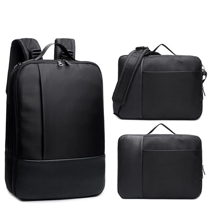 15.6 inch Laptop Convertible Backpack Messenger Bag For Dell