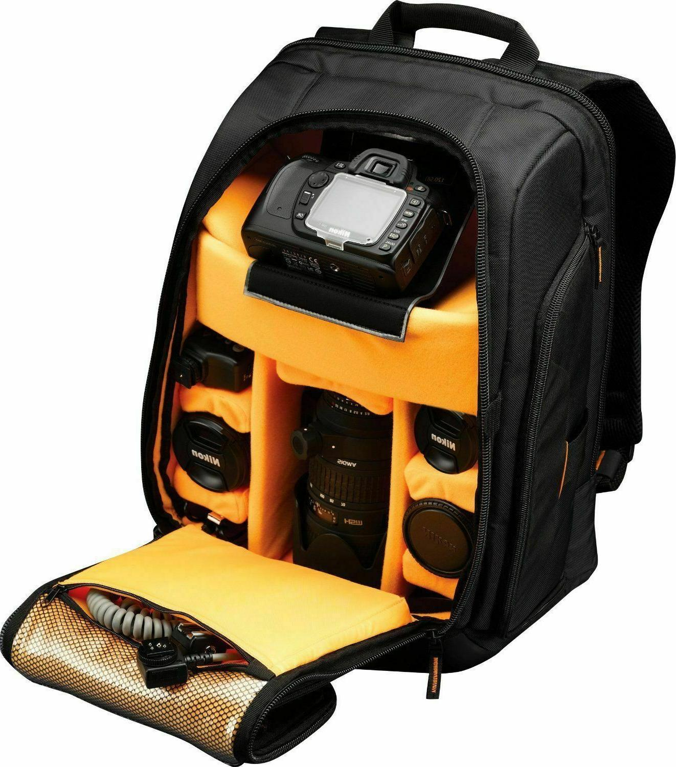 15 4 inch photo camera laptop backpack