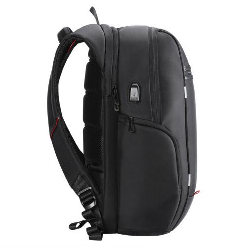 15.6'' Business Anti-Theft Laptop Bag Resistant USB Port