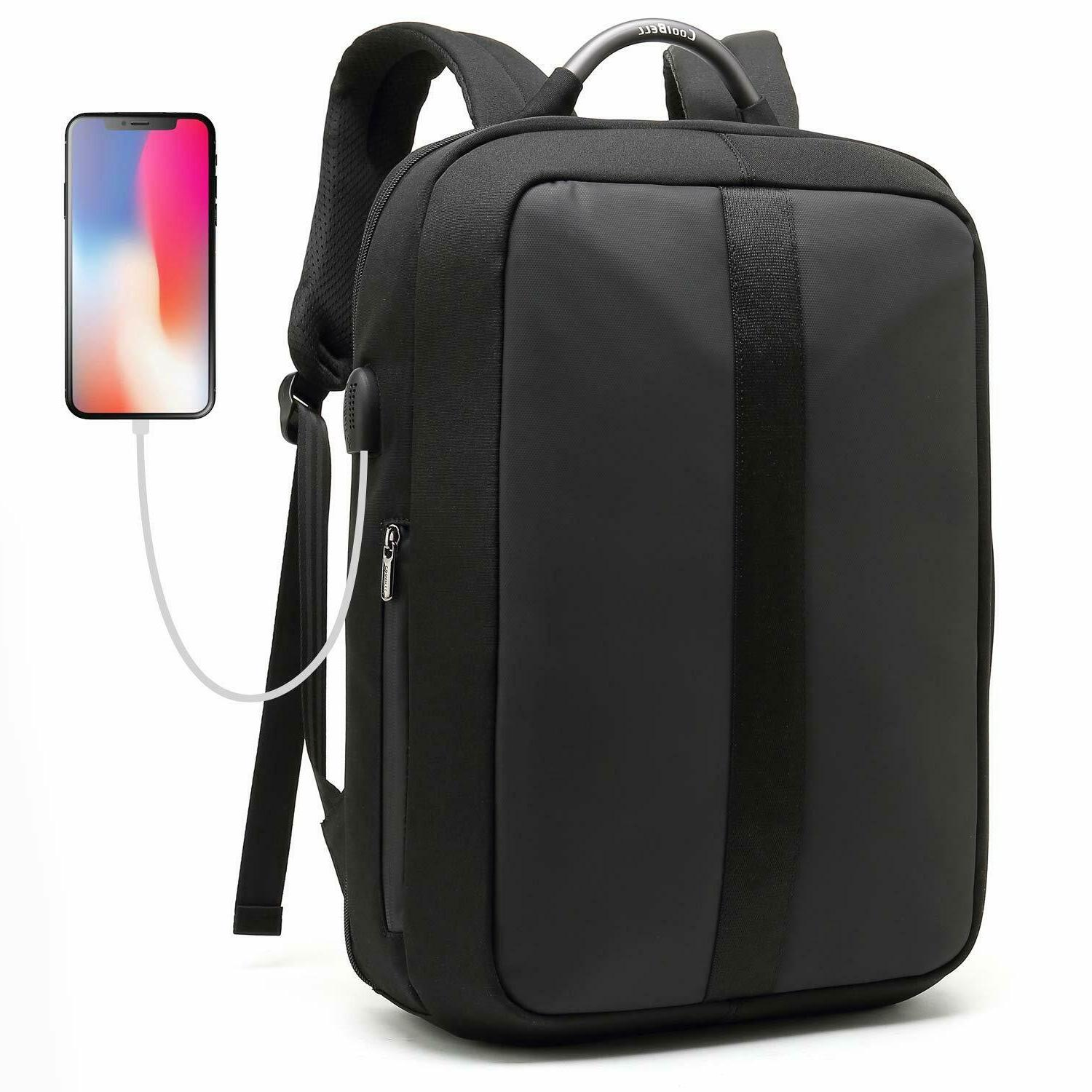 15 6 inch laptop backpack with usb