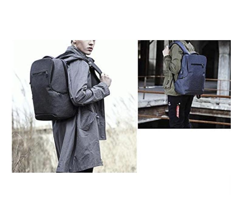 "15.6"" Laptop Backpack USB Men Women School Bag"