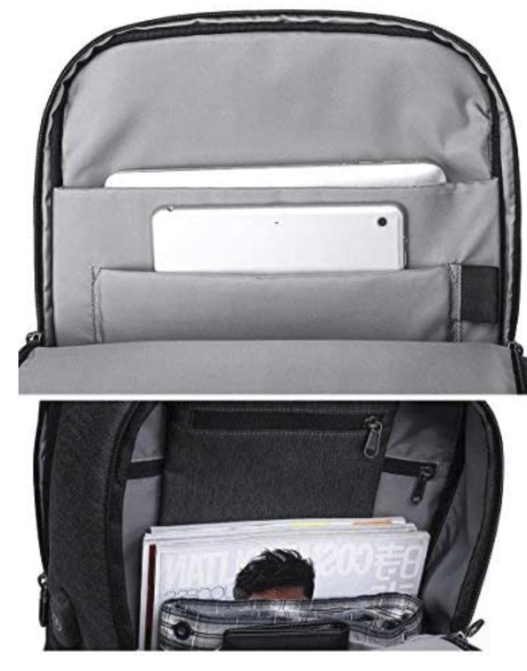 """15.6"""" Laptop Men Women School Bag"""