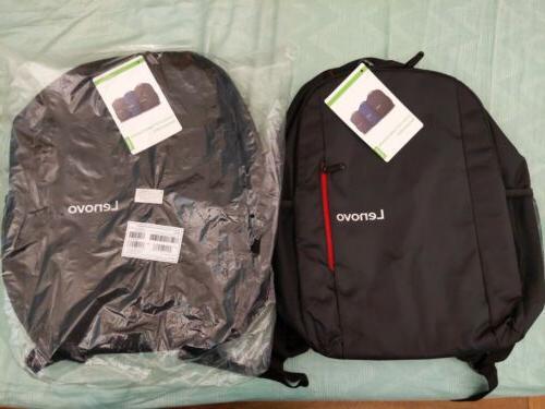 Lenovo 15.6 Laptop Backpack backpacks