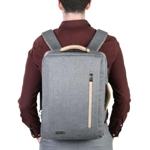 """15.6"""" Backpack Travel Business School Bookbag"""